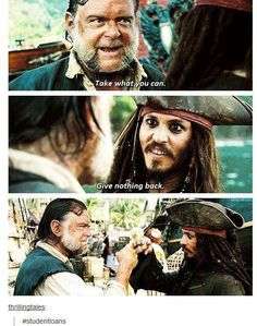 PIRATES OF THE CARIBBEAN MEMES and GIFS