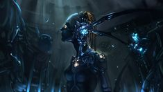 This HD wallpaper is about female animated character, digital art, science fiction, artwork, Original wallpaper dimensions is file size is Sci Fi Wallpaper, Eyes Wallpaper, Wallpaper Awesome, Artistic Wallpaper, Girl Wallpaper, Blade Runner, Sci Fi Anime, Anime Recommendations, Ex Machina