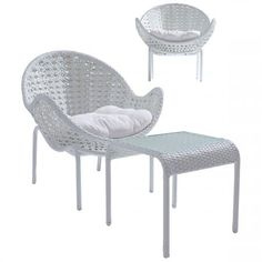 Find This Pin And More On Outdoor Furniture Hugo 3 Piece Hand Woven Wicker Setting