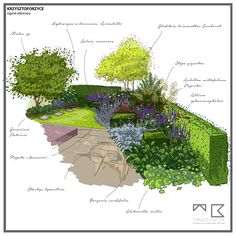 backyard designs – Gardening Ideas, Tips & Techniques Landscape Architecture Drawing, Landscape Design Plans, Lawn And Landscape, Landscape Edging, Stone Landscaping, Tropical Landscaping, Landscaping Plants, Landscaping Design, Graphisches Design