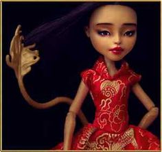 monster high chinese