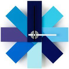 Watch Me wall clock - Rasmus Gottliebsen - Normann Copenhagen - RoyalDesign.no