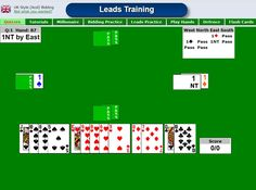 Which card to lead in bridge Play Bridge, Quizzes, Train, Learning, Cards, Maps, Trains, Education, Quizes