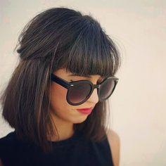 053/366 #StolenPhotoAlert - Considering having my hair #lobbed like this. #haircut #hairstyle #newdo #Photo366