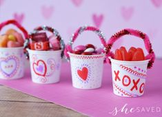 This K-cup Upcycle Craft is a fun Valentine's Day project and a great way to start conversations about recycling and repurposing used items!