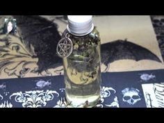 Lunar Cycle Spell oil - Violet