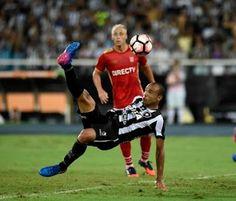 Blog Esportivo do Suíço:  Com gol de bicicleta, Botafogo vence na estreia da fase de grupos da Libertadores