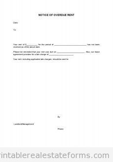 Free Purchase Bid Short Form Printable Real Estate Document  Free