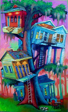 terrance osborne. a phenomenal new orleans artist.