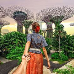 174. Follow me to the gardens by the Bay in Singapore.