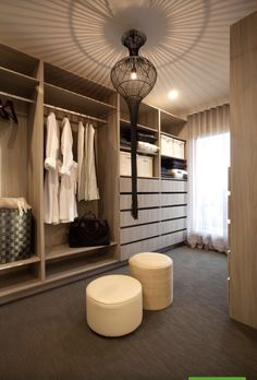 Lorne 302 Display Home - modern - walk-in Closet - Melbourne - Hotondo Homes Small Bedroom Wardrobe, Wardrobe Storage, Walk In Wardrobe, Closet Storage, Small Bedrooms, Walk In Robe, Storage Room, Master Bedroom, Walking Closet