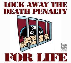 Execution VS prison life?