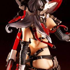 Anime Action Figure Toys Keumaya FINAL SEXY Hyper Nurse White Kotone Painted Toys/Hobbies Sexy Anime HX-00010
