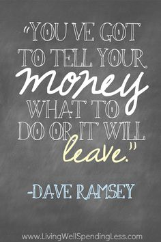 Saving tips, money tips, budget quotes, dave ramsey financial peace, fi Financial Peace, Financial Quotes, Financial Tips, Financial Literacy, Financial Organization, Financial Planning, Budgeting Finances, Budgeting Tips, Budget Des Ménages
