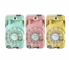 Rotary phone phone cases for Samsung Galaxy or iPhone made from fine art photography. Diy Phone Case, Cool Phone Cases, Mobile Phone Cases, Phone Covers, Iphone Cases, Mobile Phones, Bling, Samsung Galaxy Cases, Fujifilm Instax Mini