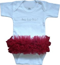 ideas for how to recreate a full ruffle tutu onesie like the one picture