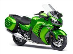 Kawasaki Enhances Concours 14 ABS For 2015