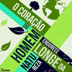 sustentabilidade planeta terra meio ambiente lettering verde art design typography tipografia inspiration mundo