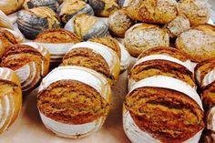La Panotheca, Casabase, El Obrador, Panifiesto. Ruta por algunos de los locales en los que degustar los mejores panes honestos y ecológicos de Madrid.