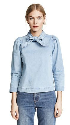 Ulla Johnson Wes Blouse | SHOPBOP