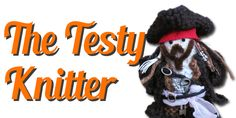 Knitted Social Media Icons exclusive through The Testy Knitter : The Testy Knitter Blog
