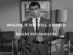 Rod Serling of the Twilight Zone Twilight Zone Quotes, Strange Noises, Halloween Countdown, Old Shows, True Feelings, Number Two, Psychopath, Movies And Tv Shows, Movie Tv