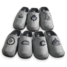 You will love this product from Avon: NHL® Mens Slipper reg.  $19.99 Mens Slippers, Comfy Shoes, Nhl, Avon, Baby Shoes, Mens Fashion, Jets, Sneakers, Shopping