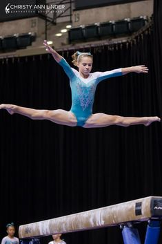 Lovely leo of the 2015 P&Gs: Ragan Smith. pc: Christy Ann Linder