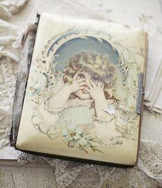 Antique photo album