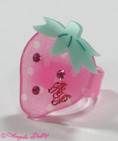 Angelic Pretty Berry Gardenリング