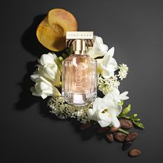 Discover BOSS The Scent For Her Eau de Parfum Spray from Fragrance Direct. Shop top brand name fragrances and skin care products at a great price. Hugo By Hugo Boss, Hugo Boss The Scent, Hugo Boss Trajes, Pacifica Perfume, Boss Bottled, Fragrance Direct, Boss T Shirt, Oriental Flowers, Sour Cream