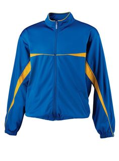 True to Size Apparel - Mens Brushed Tricot Jacket - Elastic cuff, $39.20 (http://truetosizeapparel.com/mens-brushed-tricot-jacket-elastic-cuff/)