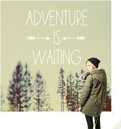 """Adventure is waiting"" by izzyhamlin on Polyvore"