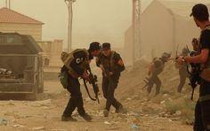 Pentagon Intel Chief Predicts Breakup of Iraq and Syria