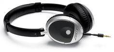 Audifonos Bose, de diseño más clásico, con un sonido de calidad excelente.