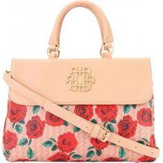 7bf80f4fe Bolsa Estruturada Feminina Rosas Ana Hickmann AHV1810