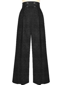 1940s Pants Chic Star design by Amber Middaugh