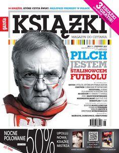 Jerzy Pilch Książki. Magazyn do Czytania nr 5
