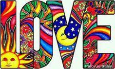 Hippie style :-)