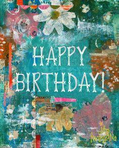 Happy Birthday Sue, Aug. 27