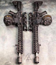 Juan Chao | Weapons