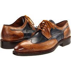 Mezlan Copa wingtips.  These shoes make me happier than they probably should.