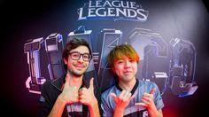 INTZ anunciou a saída de Revolta e Yang em vídeo publicado em sua página oficial no Facebook. Destino dos jogadores ainda não é conhecido. League Of Legends, Lol, Peace, Concert, Facebook, Destiny, League Legends, Concerts, Sobriety