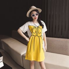 Find More Dresses Information about 2016 Summer New Korean Loose Sweet Printed Butterfly Dresses for Pregnant Women Cotton Casual Maternity Shirt Dress,High Quality dress up time prom dresses,China dress advertising Suppliers, Cheap dresses gold from Weiny Baby Clothes Store on Aliexpress.com