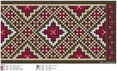 Bilderesultat for kvarde Cross Stitch Borders, Cross Stitch Kits, Cross Stitching, Cross Stitch Embroidery, Embroidery Patterns, Cross Stitch Patterns, Diy Embroidery, Bead Loom Patterns, Perler Patterns