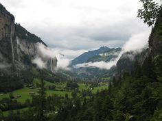 Lauterbrunnen, Switzerland Wide World, Swiss Alps, Travel Deals, I Fall In Love, Switzerland, Places Ive Been, Mountains, Wanderlust, Spaces