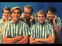 The Beach Boys-Don't Worry Baby. My latest music obsession. Something about it just makes me want to fall in love