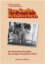 """Das E-Book """"Zur Sache, Schätzchen"""" in den Reader-Formaten E-Pub und PDF."""