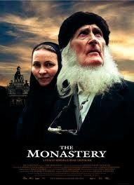 Tells the story of a former Orthodox priest who decides to turn his country estate into a monastery and the conflict that arises when the church dispatches a team, headed by a nun, to inspect the premises. DVD 426