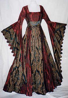 15th Century Venetian Dress